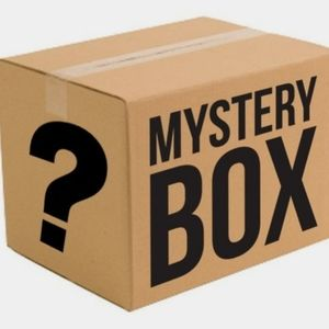 Winter Not So Mystery box 10 pieces
